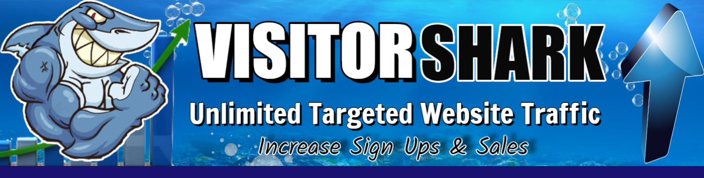 Buy Unlimited Website Traffic at Visitor Shark